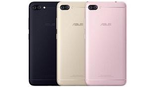 Asus Zenfone 4 Max chính thức: pin 5.000 mAh, camera kép 13MP