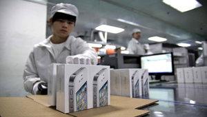 Chiếc iPhone 7 của bạn có thể do công nhân mỏ lắp ráp