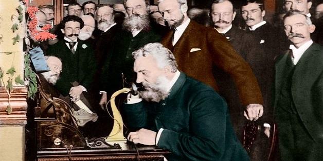 9 bức ảnh về sự phát triển của điện thoại trên 80 năm