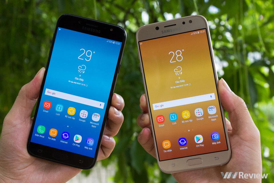 Trên Tay Samsung Galaxy J7 Pro Bản Thương Mại Bán Ra 77