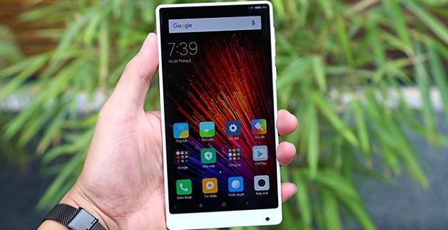 Mi MIX 2 lộ diện với Snapdragon 835, RAM 6GB