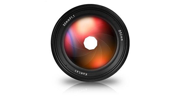 SainSonic tung ống kính 50mm f/1.1 giá rẻ cho hệ máy crop của Sony, Canon và Fujifilm