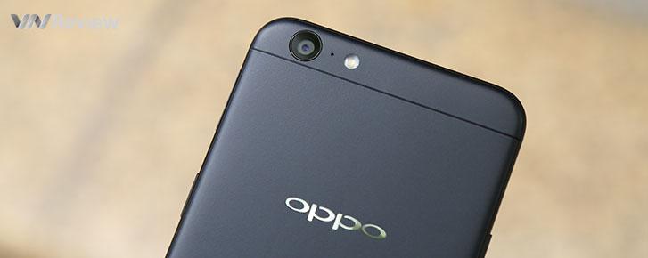 Đánh giá Oppo F3 Lite: tự sướng vẫn mạnh, mọi thứ ổn song thiếu sự đổi mới