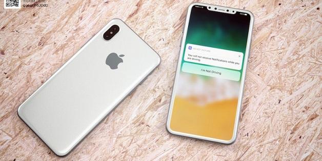 iPhone 8 có thể không kịp có Touch ID, bản cao cấp giá từ 1.200 USD?