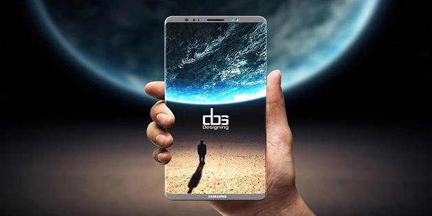 Galaxy Note 8 sẽ ra mắt vào ngày 23/8?