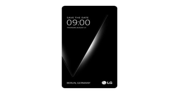 Flagship LG V30 có thể ra mắt vào ngày 31/8