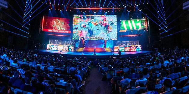 """Các """"gosu"""" Dota 2 sẽ nhận số tiền thưởng kỉ lục esports nếu vô địch TI2017"""