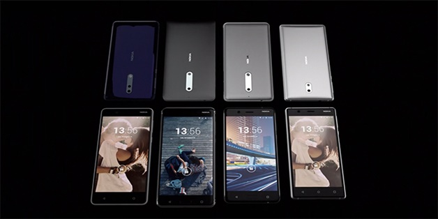Lộ diện chipset Nokia sử dụng cho Nokia 9,8,7 và Nokia 2