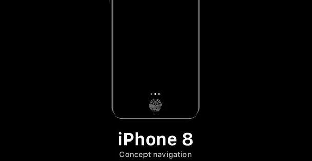 Concept iPhone 8 cực đẹp này có thể sẽ khiến bạn thích thú