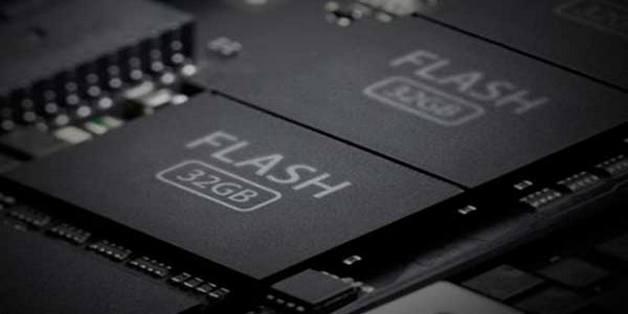Vì sao thẻ nhớ lại được gọi là thẻ flash
