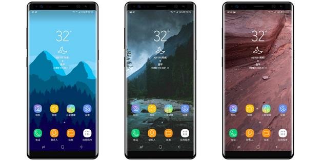 Galaxy Note 8 lộ ảnh chính thức, chẳng khác gì S8/S8+