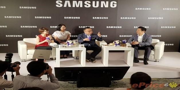 Sếp Samsung xác nhận thời điểm ra mắt Galaxy Note 8