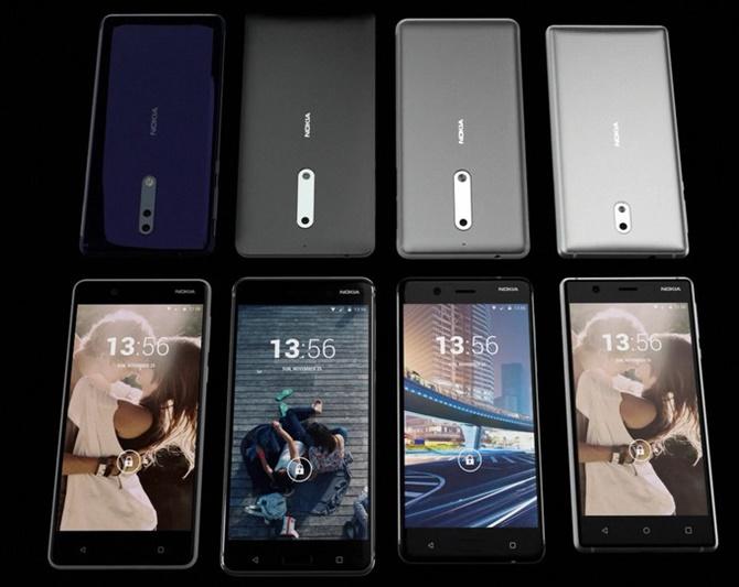 Nokia 8 sẽ dùng Snapdragon 835, Ram 4 GB, giá dưới 600 USD