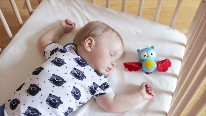 Trẻ ngủ ít dễ mắc chứng lão hóa tế bào?