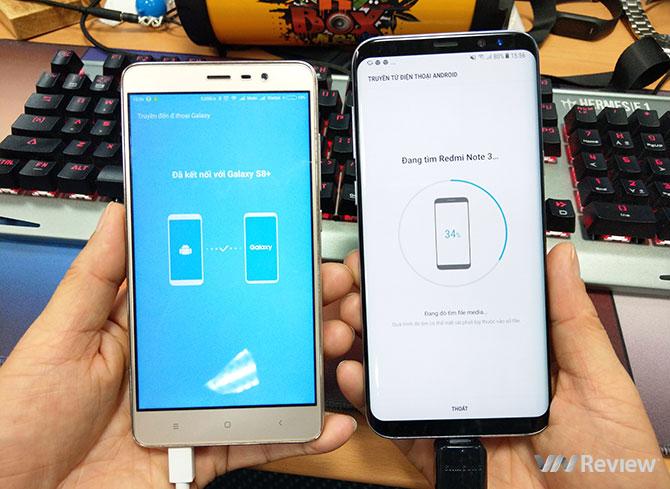 """Cách dùng Smart Switch để """"chuyển nhà"""" sang Galaxy S8/S8+ - ảnh 9"""