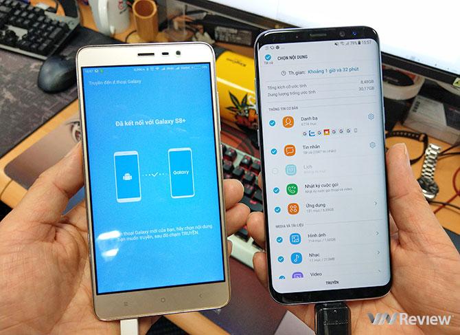 """Cách dùng Smart Switch để """"chuyển nhà"""" sang Galaxy S8/S8+ - ảnh 10"""