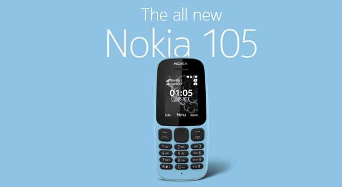 HMD Global bất ngờ giới thiệu phiên bản Nokia 105, Nokia 130 mới