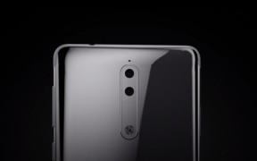 Lộ camera kép xếp dọc của Nokia 8, không có logo Zeiss - ảnh 3
