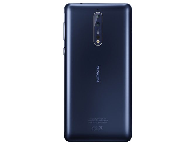 Lộ camera kép xếp dọc của Nokia 8