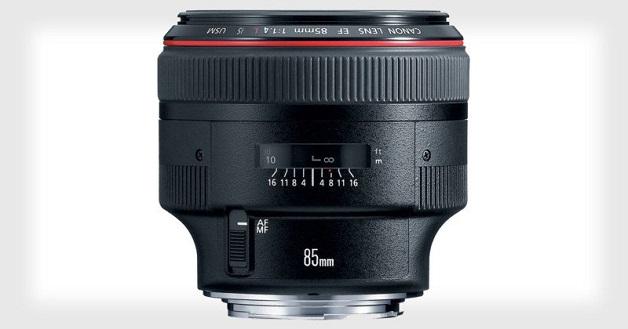 Rò rỉ thông tin về ống kính Canon 85mm f/1.4L IS cùng 3 ống kính khác