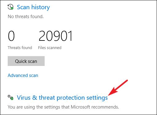 Windows Defender là gì? Nó bảo vệ máy tính của bạn như thế