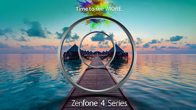 Asus ZenFone 4 ấn định ngày ra mắt 17/8