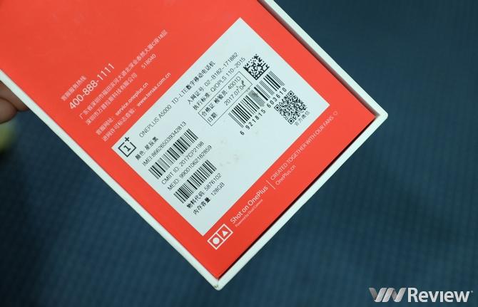 Trên tay OnePlus 5 bản 8GB RAM tại Việt Nam - 197267