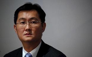 Đồng sáng lập Tencent soán ngôi giàu thứ nhì Trung Quốc