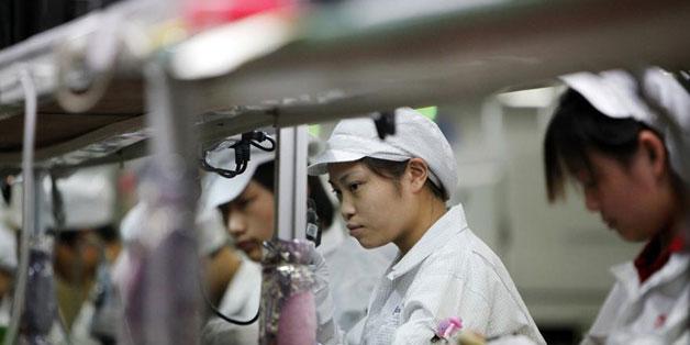 Sinh viên Trung Quốc bị ép thực tập ở nhà máy iPhone với thù lao rẻ mạt