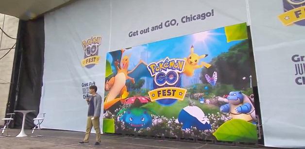 Pokemon GO Fest thành thảm họa, Niantic xin lỗi người chơi