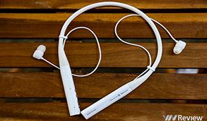 """Trải nghiệm tai nghe """"vòng cổ"""" Partron PBH-300: đánh tạp khá, có mic chống ồn"""