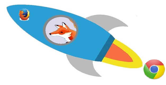 """Firefox 55 và 56 sẽ cho Chrome """"hít khói"""" về tốc độ và tiêu hao bộ nhớ"""