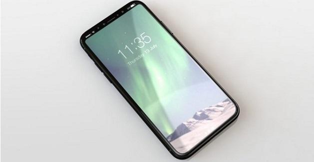 Đây là thiết kế chính thức của iPhone 8?