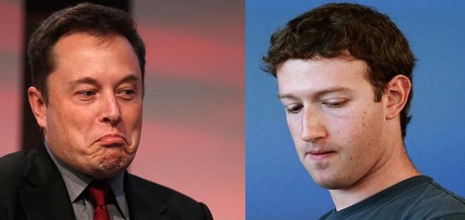 """Elon Musk nói rằng sự hiểu biết của Zuckerberg về AI là """"hạn chế"""""""