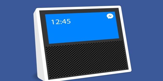 Facebook đang phát triển loa thông minh, ra mắt năm 2018?