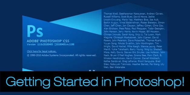 Học Photoshop miễn phí? Hãy xem chuỗi video này