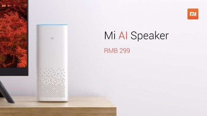 Xiaomi nhảy vào lĩnh vực loa thông minh với Mi AI Speaker - 197835