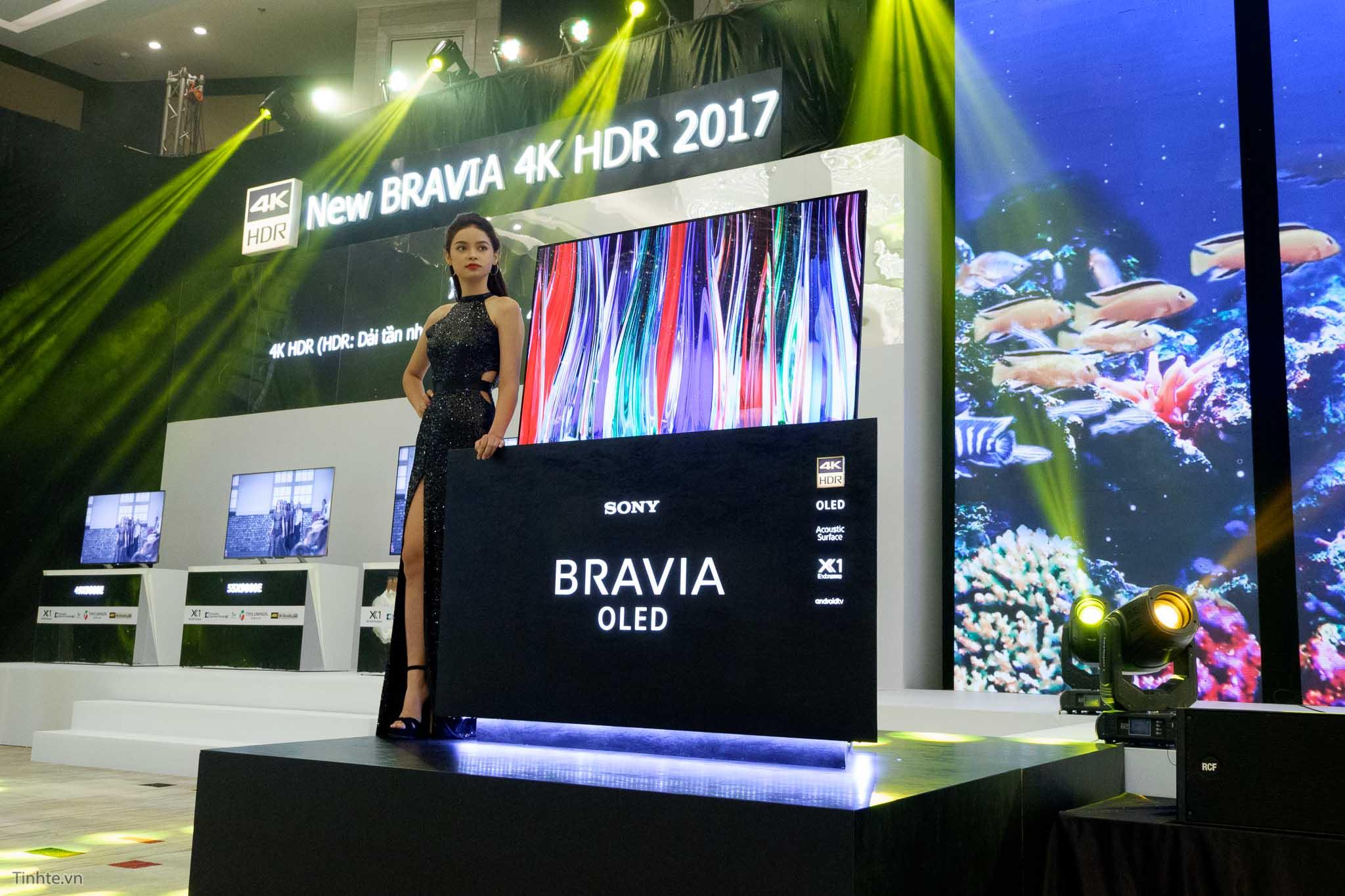 TV Sony 2017