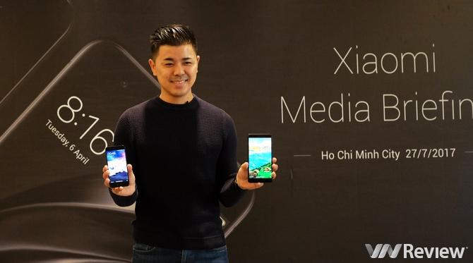 Xiaomi Mi 6 giá 11 triệu đồng: 6GB RAM, camera kép xóa phông