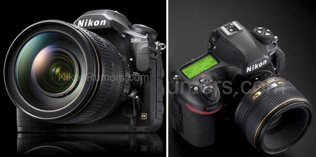 Lộ hình ảnh D850, có màn hình lật, hệ thống điều khiển có đèn nền, bỏ flash cóc