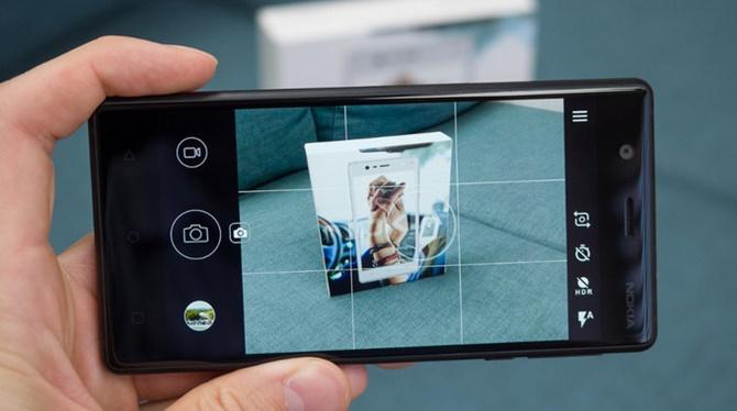 Điện thoại thông minh của Nokia có thể sớm sử dụng giao diện Lumia Camera UI