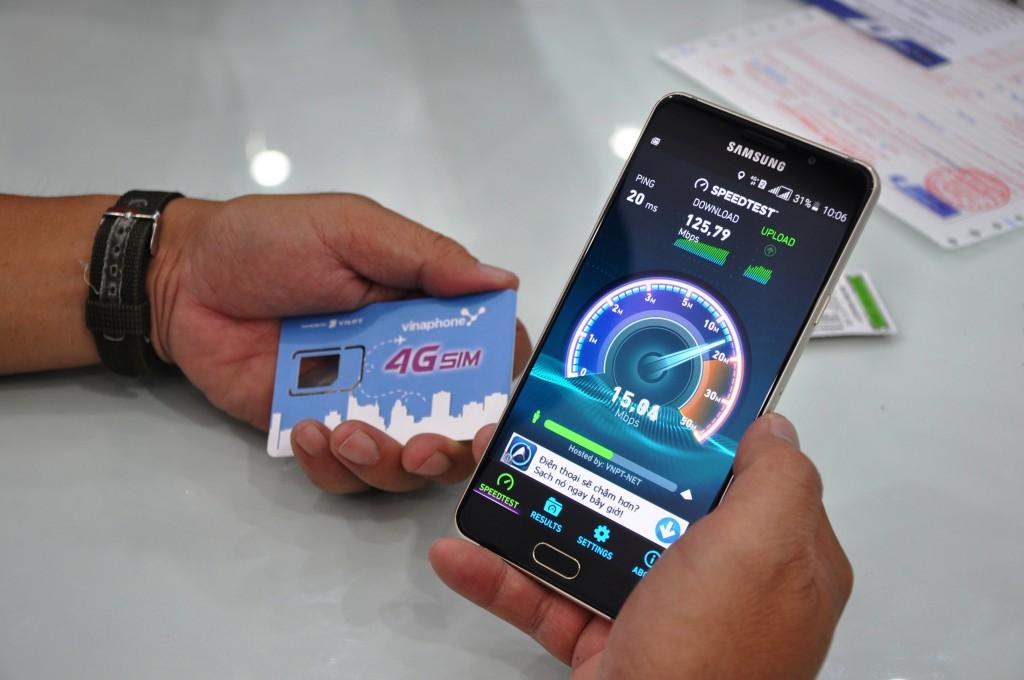 Cả ba nhà mạng Viettel, MobiFone, VinaPhone đều có giải thưởng ghi nhận dịch vụ 4G