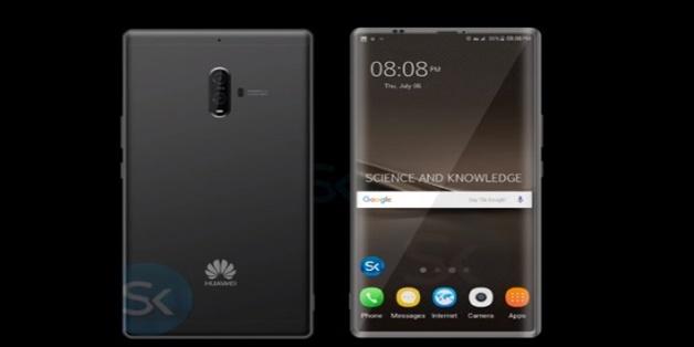 Huawei Mate 10 sẽ có màn hình không viền, dừng sản xuất smartphone giá rẻ