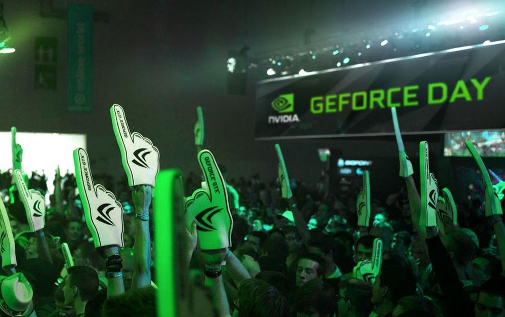 Trải nghiệm công nghệ đỉnh, rinh quà giá trị tại GeForce Day 2017
