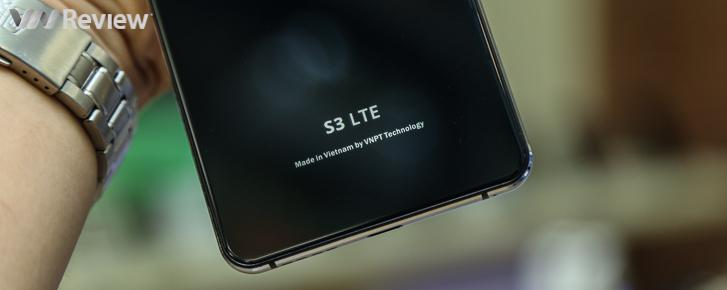 Trên tay smartphone Made in Vietnam vừa ra mắt của VNPT - Vivas Lotus S3 LTE