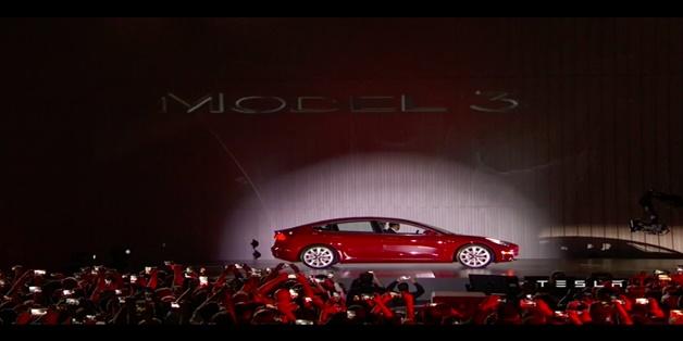 Đây là tất cả những điều bạn cần biết về mẫu xe Tesla Model 3