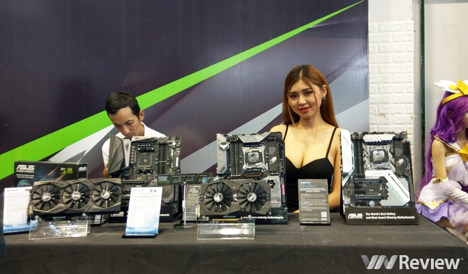 Geforce Day 2017: Trải nghiệm card đồ họa Geforce 10-series cùng NVIDIA