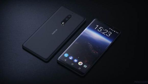 Nokia 8 tiếp tục rò rỉ ảnh thực tế trước thêm ra mắt 16/8