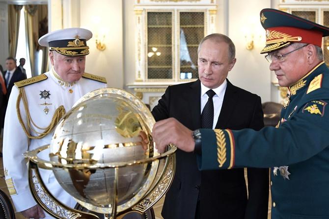 Tổng thống Putin cấm sử dụng VPN tại Nga
