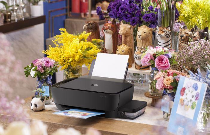 HP ra dòng máy in DeskJet GT mới dùng mực in liên tục